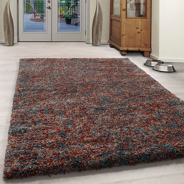 Adana Carpets Hoogpolig vloerkleed - Enjoy Terra