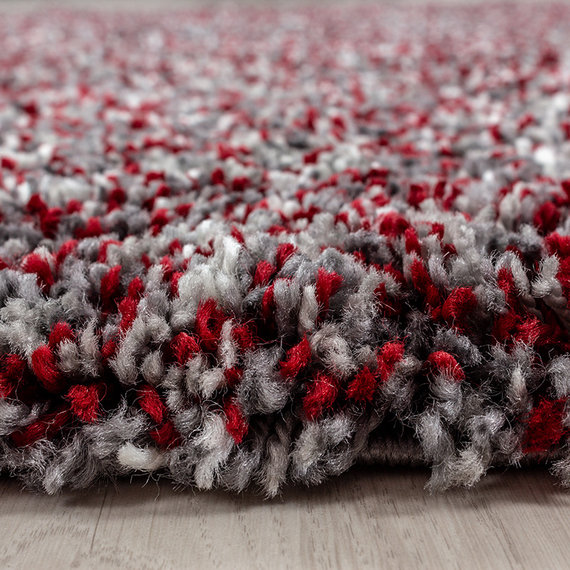Adana Carpets Hoogpolig vloerkleed - Enjoy Rood
