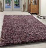 Adana Carpets Hoogpolig vloerkleed - Enjoy Roze