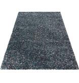 Adana Carpets Hoogpolig vloerkleed - Enjoy Blauw