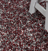 Adana Carpets Hoogpolige loper - Enjoy Rood