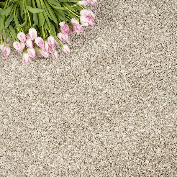 Antoin Carpets Hoogpolig vloerkleed - Twiilght Beige/Gemeleerd 2211