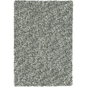 Antoin Carpets Hoogpolig vloerkleed - Twilight Zilver 9999
