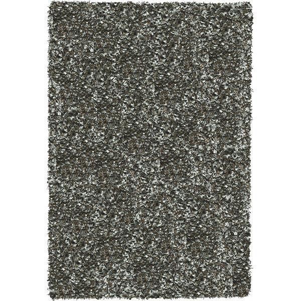 Hoogpolig Vloerkleed - Twilight Bruin/Gelemeerd 7799