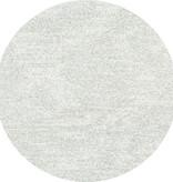 Antoin Carpets Rond Hoogpolig Vloerkleed - Marshall Licht grijs 6242