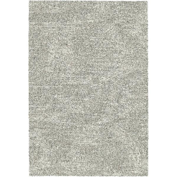 Hoogpolig Vloerkleed -  Marshall Zilver 6258