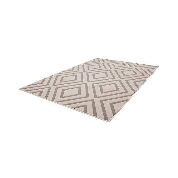 Kay Modern vloerkleed - Lina 500 Taupe