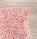 FRAAI Hoogpolig vloerkleed - Lofty Roze