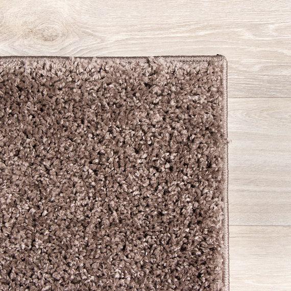 FRAAI Hoogpolig vloerkleed - Lofty Taupe