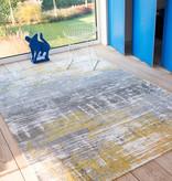 Louis de Poortere Vintage vloerkleed - Atlantic Streaks 8715 Geel
