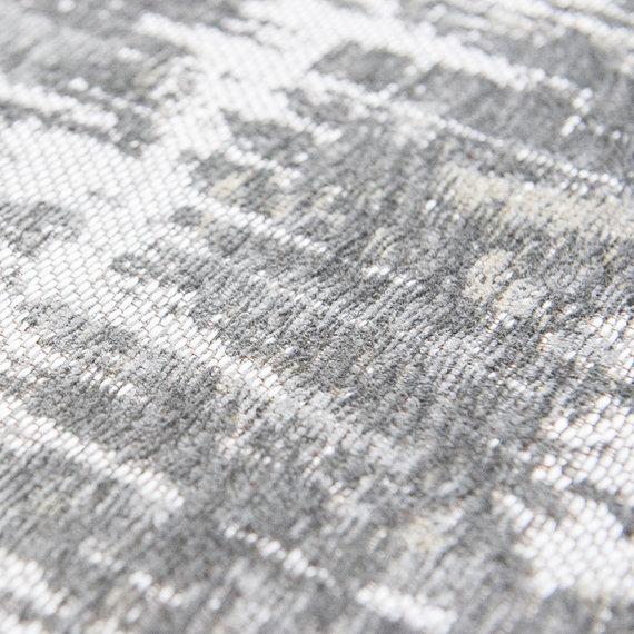 Louis de Poortere Vintage vloerkleed - Atlantic Streaks 8716 Grijs