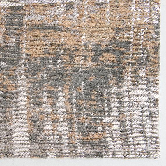 Louis de Poortere Vintage vloerkleed - Atlantic Streaks 8717 Okergeel