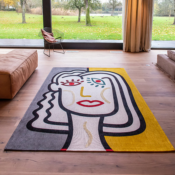 Modern Vloerkleed - Gallery Dorado 9143