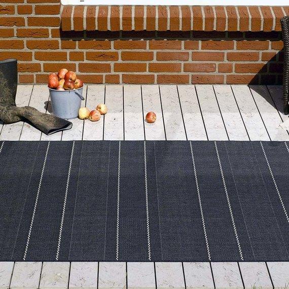Hanse Home Buitenkleed - Sunshine Zwart