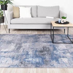 FRAAI Modern vloerkleed - Strength Blauw