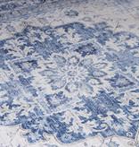 FRAAI Vintage vloerkleed - Lago Blauw