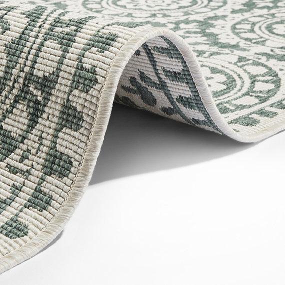 Bougari Balkonkleed - Twin Jardin Groen