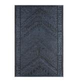 Bougari Buitenkleed - Jaffa Mardin Blauw Zwart