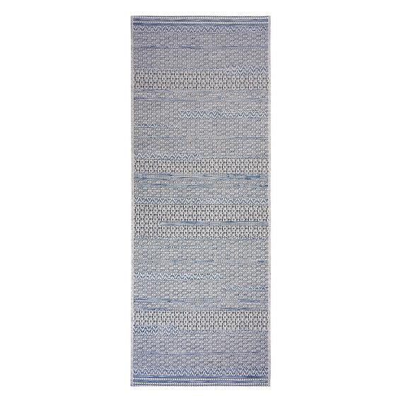 ELLE Decor Buitenloper - Embrace Marme Blauw