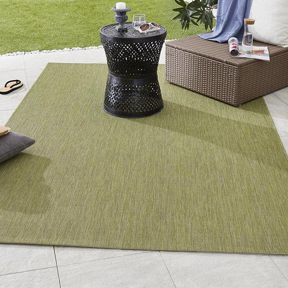 Bougari Buitenkleed - Meadow Match Groen
