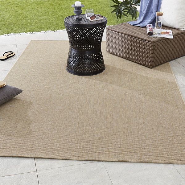 Buitenkleed - Meadow Match Beige