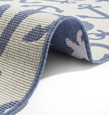 Bougari Buitenkleed - Twin Badian Blauw