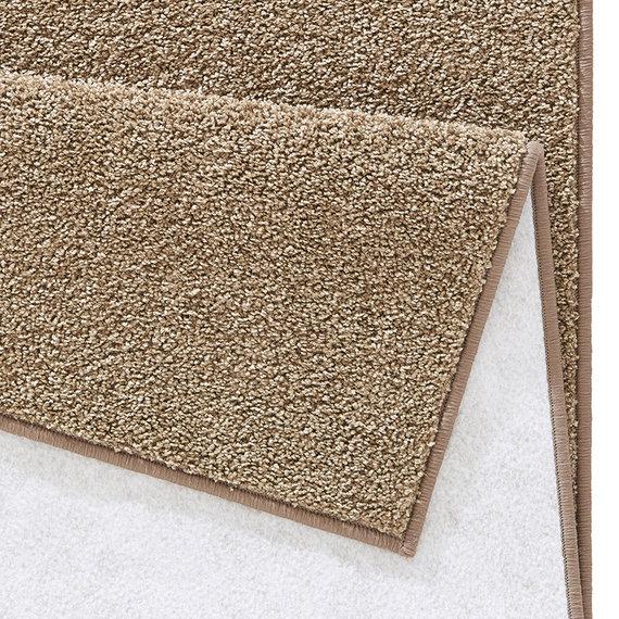 Hanse Home Laagpolig vloerkleed - Pure Bruin