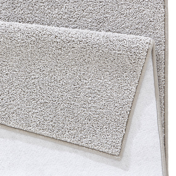 Hanse Home Laagpolig vloerkleed - Pure Grijs