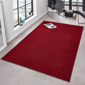 Hanse Home Laagpolig vloerkleed - Pure Rood