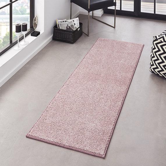 Hanse Home Laagpolige loper - Pure Roze