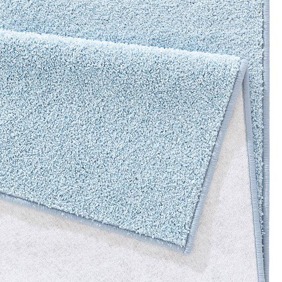 Hanse Home Laagpolige loper - Pure Blauw