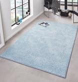 Hanse Home Laagpolige vloerkleed - Pure Blauw