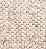 FRAAI Wollen vloerkleed - Feline Wit/Gemeleerd