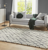 Mint Rugs Hoogpolig vloerkleed - Allure Archer Creme