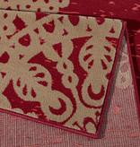 Hanse Home Vintage vloerkleed - Gloria Lace Rood