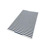 Hanse Home Laagpolig vloerkleed - Gloria Panel Blauw