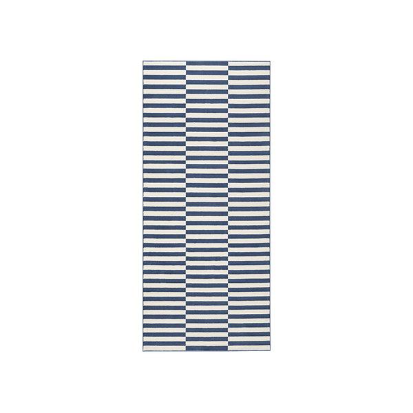 Laagpolige loper - Gloria Panel Blauw
