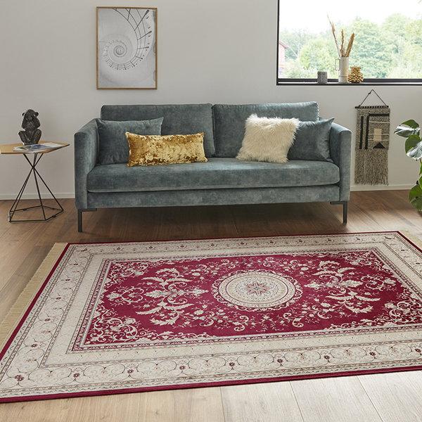 Perzisch tapijt - Naveh Negar Rood
