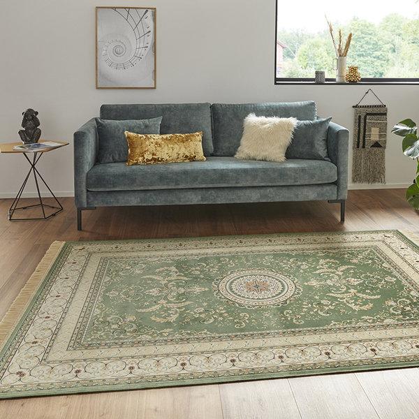 Perzisch tapijt - Naveh Negar Groen