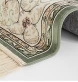 Nouristan Perzisch tapijt - Naveh Negar Groen