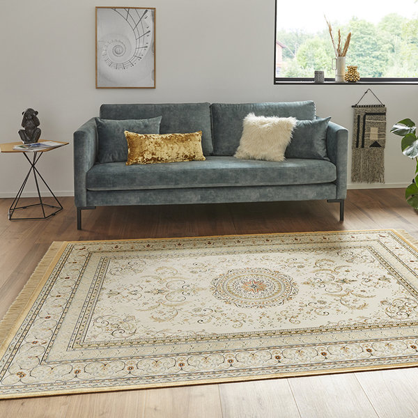 Perzisch tapijt - Naveh Negar Creme