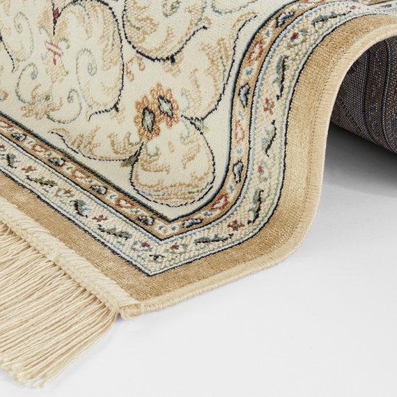 Nouristan Perzisch tapijt - Naveh Negar Creme
