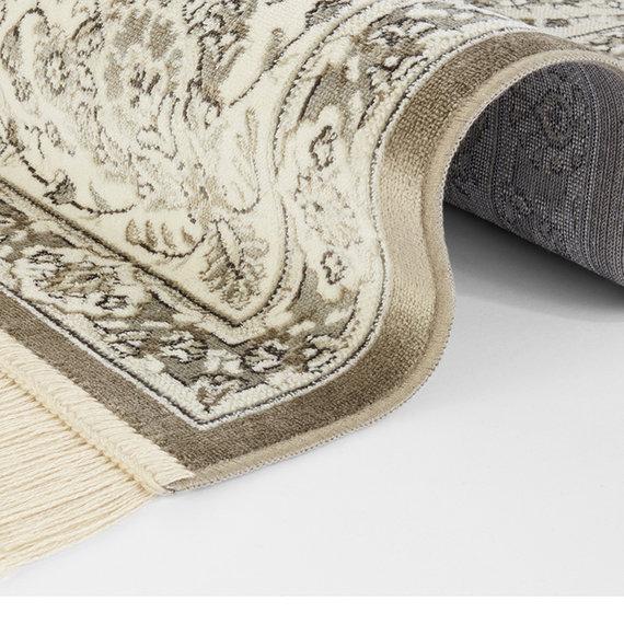 Nouristan Perzisch tapijt - Naveh Nain Olijfgroen