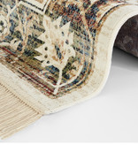 Nouristan Perzisch tapijt - Naveh Belutsch Beige