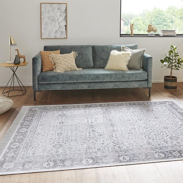 Perzisch tapijt - Naveh Belutsch Grijs