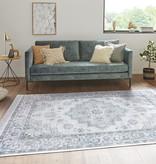 Nouristan Perzisch tapijt - Naveh Hertz Blauw Groen