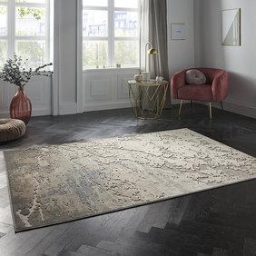 ELLE DECORATION Modern Vloerkleed - Creative Creuse Arroux Multi Grijs