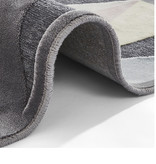 ELLE Decor Modern Vloerkleed - Creative Creuse Multi Donkergrijs