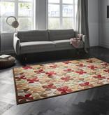 ELLE Decor Modern Vloerkleed - Creative Ailette Multi Bruin