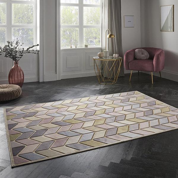 Modern Vloerkleed - Creative Loire Multi